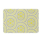 Kess Inhouse KESS InHouse Miranda Mol Sprouting Cells Memory Foam Bath Mat, by 24