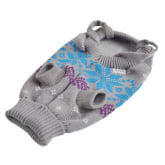 The new pet dog sweater special offer snowflake leisure fashion clothes wholesale selling personal all-match XS 25CM