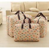 Washable Quilt Storage Clothes Bag (Size:L)