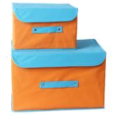 Clothes Organising 2 Pcs Storage Box 42944