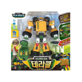 Young Toys Tobot Adventure Teracle Transformer Korean Animaion Robot character