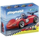 PLAYMOBIL Sports Racer Playset