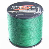 300M 330Yards Multifilament PE Braided Fishing Line 50lb Moss Green