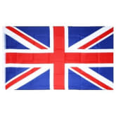 Timezone TimeZone 5 x 3 Feet Polyester UK National Flag Country Banner