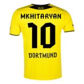 Puma 2013-14 Borussia Dortmund  Home Shirt (Mkhitaryan 10) - Kids