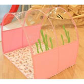 Ibenma IBENMA Children Bed Canopy - Sea World (Pink)