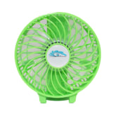 Catwalk CatWalk Mini Fan With Portable USB Battery Charging (Green)(Export)(Intl)