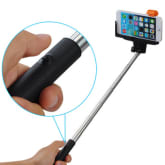Mpow iSnap X One-piece U-Shape Self-portrait Extendable Selfie Stick with built-in Bluetooth Remote Shutter