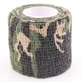 1pc/lot Jungle Camo Wrap Hunting Camouflage adhesive tape Kinesiology Sport Bandage Bike Camera Decor Outdoor Kit-Jungle camouflage(Export)(Intl)