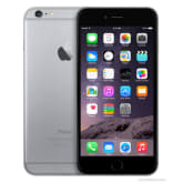 Apple iPhone 6+ Plus 5.5inch 128GB Unlocked Smartphone - Gray (EXPORT)