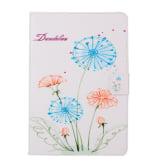 Moonmini Dandelion Pattern PU Leather Flip Folio Case Cover for Samsung Galaxy Tab A 9.7 inch T550 - Pattern 4
