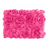 Oem OEM Fashion Newborn Baby 3D Photography Photo Props Rose Flower Backdrop Blanket Rug - Rose Red
