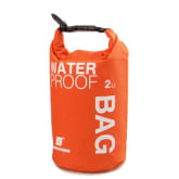 Luckstone 2L Waterproof Bag Ultra-portable Dry Bag for Traveling,Camping,Hiking Orange