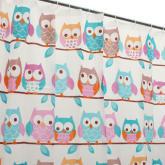 Oem Modern Waterproof PEVA Bathroom Shower Curtains 180 x 180 cm(Export)(Intl)