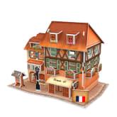 3D Puzzle Creative Intelligent Toys -France Fashion Shop