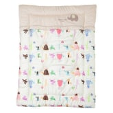 minkelepang Fairy Tale Country Organic Thin Wadding Blanket