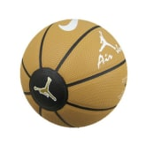 Oem Indoor&Outdoor Street PU Soft Leather Basketball (Tan Color) (Intl)