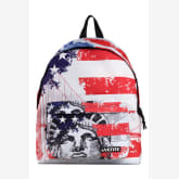 Justcreat JustCreat Floral Printing Backpack Children Travel Backpack (Freedom)
