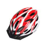 360dsc 360DSC Cycling Bicycle Helmet - Red + White
