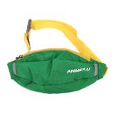 New ANMEILU Portable Slanting Cross Bag Outdoor Sports Waist Bag Sports Waist Pack Mountaineering Hiking Bag Travelling Bag