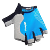 Eozy Men's New Fashion Outdoor Sports Half Finger Gloves Cycling