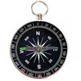 Foxnovo High Quality Round Portable Outdoor Survival Compass