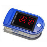 Jumper LGJPD-500B Portable Pulse Oximeter (Blue)