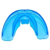 Lalang LALANG Adult Teeth Orthodontic Trainer Alignment Dental Appliance Tool L (Blue) (Intl)