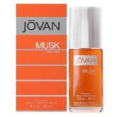 Jovan Musk Eau De Cologne Spray for Men 88ml