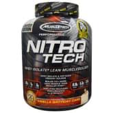 Muscletech Nitrotech Performance Series 4 lbs. Vanilla Birthday Cake