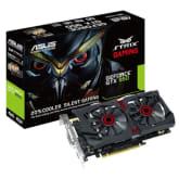 Asus NVIDIA GeForce STRIX GTX 950 OC 2GB GDDR5 128-bit, 2DVI/HDMI/DisplayPort PCI-Express Graphic Card (STRIX-GTX950-DC2OC-2GD5-GAMING)