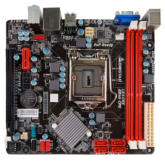 Biostar H61MGV3 LGA 1155 DDR3 micro-ATX Motherboard