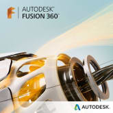Autodesk Fusion 360 CLOUD Commercial New Single-user Annual Subscription with Basic Support