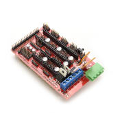 Buytra 3D Printer Controller Shield Board For Ramps 1.4