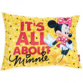 Disney Minnie Mouse Disney It's Minnie Kiddie Pillow