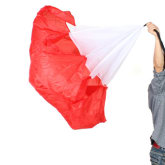 Oem SPRINT FALLSCHIRM Fussball Sprinten Sprinttraining Laufen Training Parachute 56