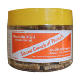 Good Shepherd Sesame Crunch with Peanuts (Pure Brown)