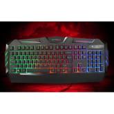 Jiangyuyan JIANGYUYAN 104 Key Waterproof Backlit USB Wired Gaming Keyboard (Black) (Intl)