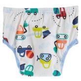 Cotton Babies Diaper Pants 80(M) Size Floral Image- Intl