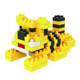 Oem OEM Fang Toy Plastic Building Blocks Kids Tiger (Colorful)