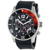 Invicta Mens 15145 Pro Diver Stainless Steel and Black Polyurethane Watch (Intl)