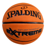 Spalding Extreme Soft Grip Rubber (Orange)