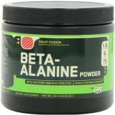 Optimum Nutrition Beta Alanine Powder Dietary Supplement, Fruit Fusion 263g