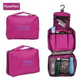 Oem Waterproof Outdoor Hanging Wash Bag Travel Storage Bag Rose (Red) (EXPORT) (Intl)