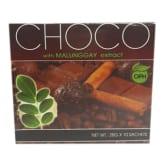Organic Power Herbs Choco with Malunggay Extract Sachet Box of 10