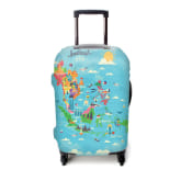 Wanderskye Explore South East Asia Luggage Cover