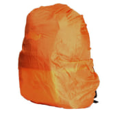 Mountaineering Bag Rain Cover Orange