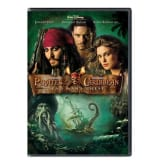 Disney Pirates of The Caribbean 2: Dead Man's Chest DVD (2006)