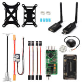 Apm APM 2.8 ArduPilot Flight Controller+6M GPS+915Mhz Telemetry+ Power Module RC150
