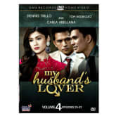 Gma GMA My Husband's Lover Volume 4 DVD